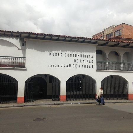 Museo Costumbrista Juan de Vargas