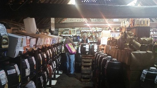 Lewes, UK: More choices