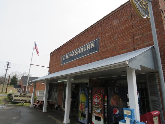 Washburn's General Store