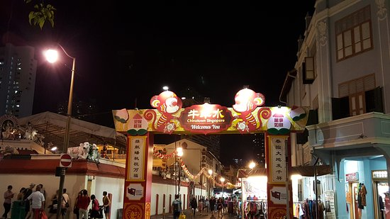 Fernloft China Town