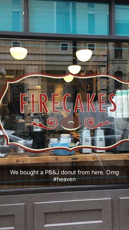 Photo of American Restaurant Firecakes Donuts at 68 W Hubbard St, Chicago, IL 60654, United States