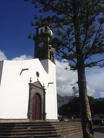 Buenavista del Norte, إسبانيا: Церковь Buenavista