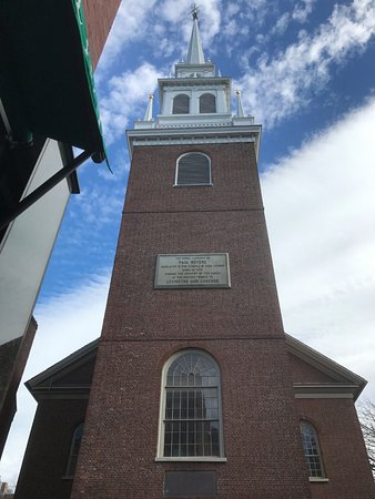 Photo of Historic Site Old North Church at 193 Salem St., Boston, MA 02113, United States