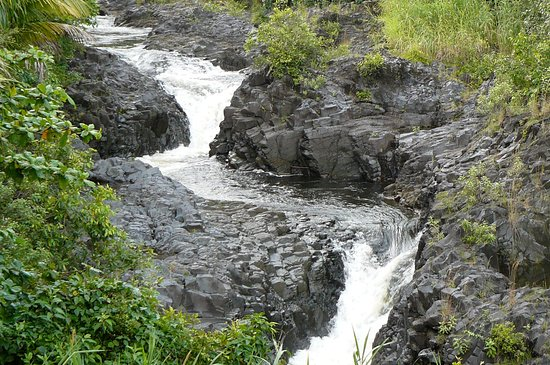 Ohe'o Gulch: Oheo after a big rain