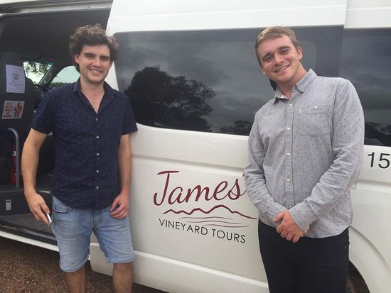 Singleton, Avustralya: Had a fantastic day with friends on James vineyard tour - would highly recommend. 10/10