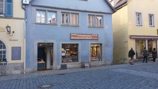 Frankischer Brennereiverkauf W. Kern