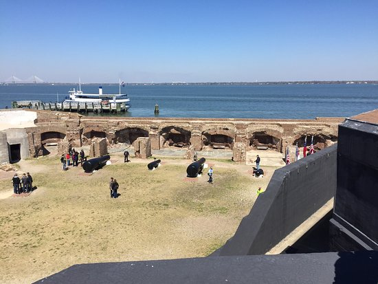 Fort Sumter National Monument See Where It All Began It Is A Must See