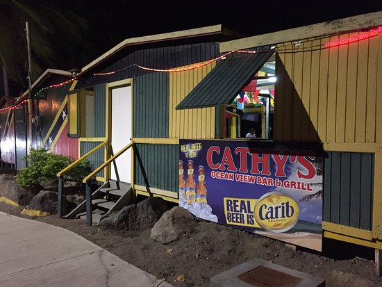 Cathy's Ocean View Bar and Grill: photo0.jpg