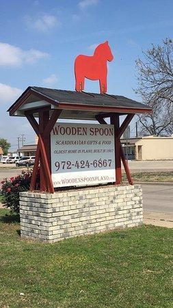 Plano, تكساس: Wooden Spoon