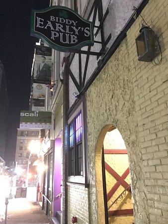 Biddy Early S Boston Downtown Restaurant Reviews Photos Phone Number Tripadvisor