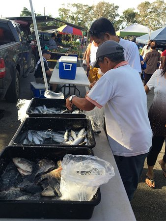 Dededo, Mariana Islands: バーベキューはオススメ!