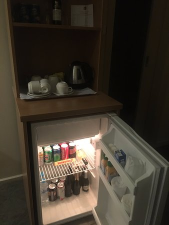 Attwood, ออสเตรเลีย: Best Western - Mini Bar/Tea Making Facilities