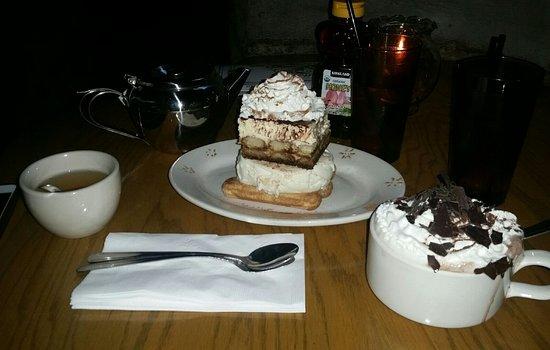 Edgewater, Nueva Jersey: Dessert, Tea and Hot Chocolate