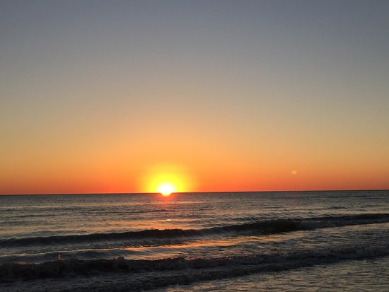 Madeira Beach: Sunsets don't get much better than this!