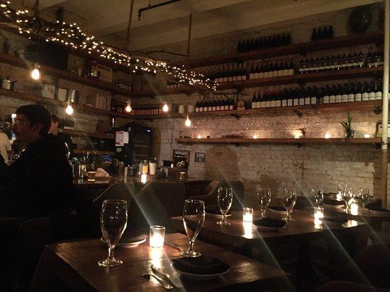 Photo of Restaurant Avant Garden at 130 E. 7th St, New York City, NY 10009, United States
