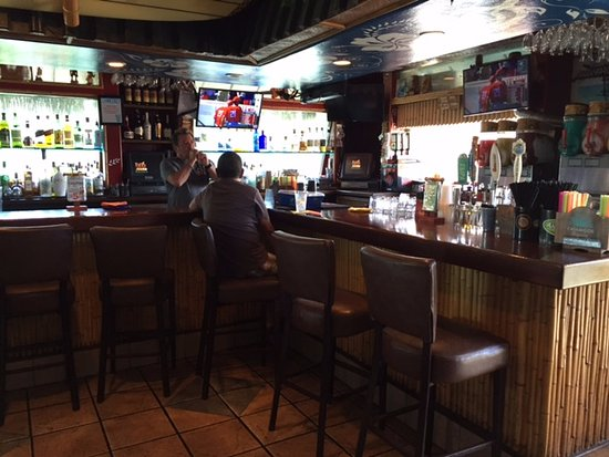 Aloha Grill The Bar