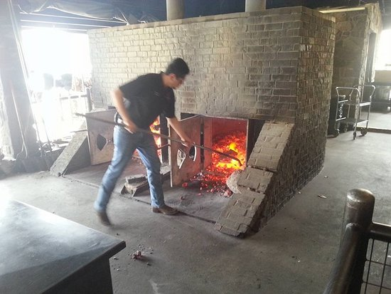 Coppell, TX: Wood fired meats