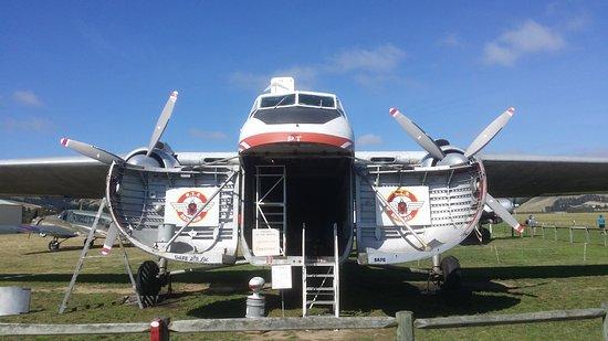 Omaka Aviation Heritage Centre: 20170319_121212_large.jpg