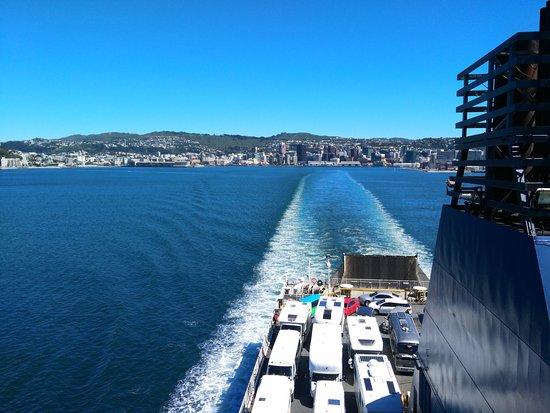 North Island, New Zealand: Leaving Wellington