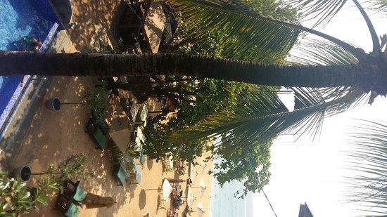 塔塔魯加酒店&海灘餐廳照片