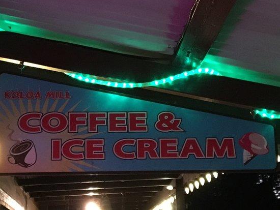 Koloa Mill Ice Cream & Coffee: photo2.jpg
