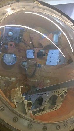 Мультимедиа Арт Музей: Спускаемый аппарат Ю.А.Гагарина