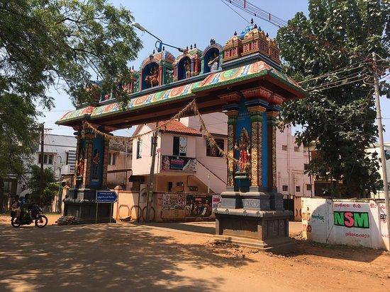 """Paalkudam"" Festival atKaraikudi Muthumariamman temple just got over..lakhs of litres of milk us"