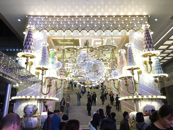 Tsim Sha Tsui Promenade: チムサーチョイ プロムナード (尖沙咀海濱長廊)