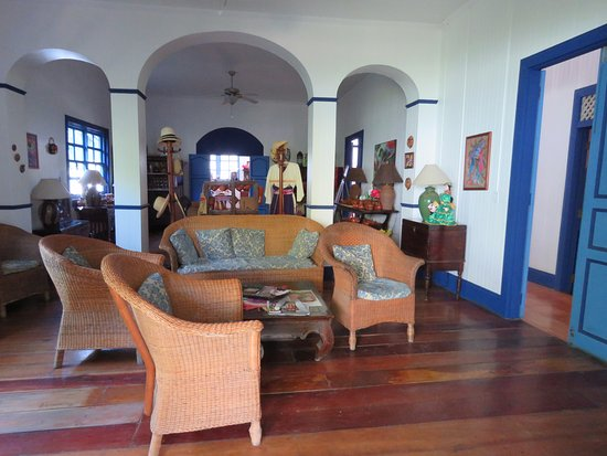 La Posada Azul: could watch tv if you wanted