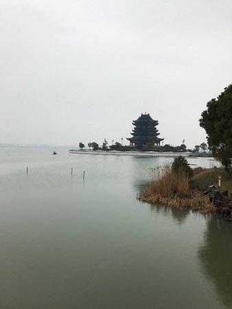 苏州重元寺商业街