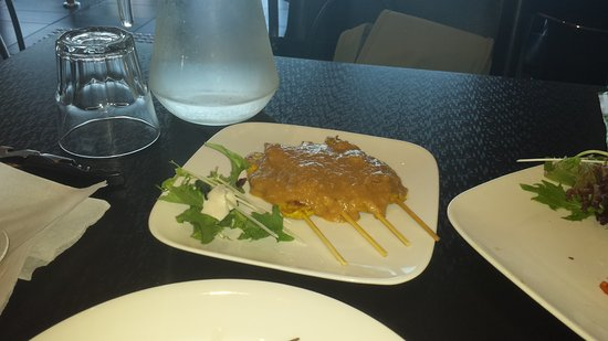 Satay By The Bay Food Review