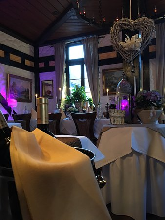 Ingelheim, Germany: Restaurant Marone