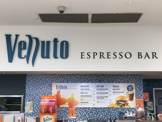 Veluto Espresso Bar