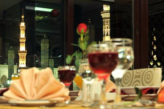 Interior - Picture of Golden Tulip Al Zahabi Hotel, Medina - Tripadvisor