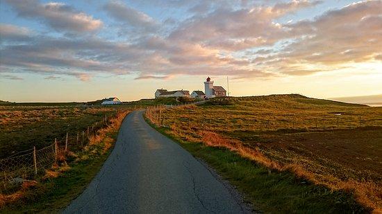 Obrestad Lighthouse