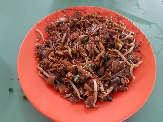 Hill Street Fried Kway Teow : FRIED KWAY TEOW