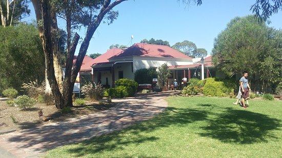 McLaren Vale, Australien: D'Arenberg