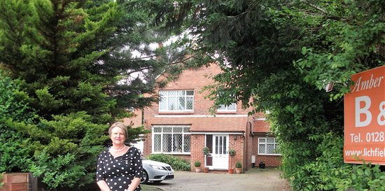 Burton upon Trent, UK: Welcome to Amber House Alrewas