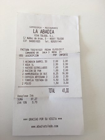 Photo of Mediterranean Restaurant La Abadia at Plaza San Nicolas 3, Toledo 45001, Spain