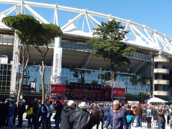 Stadio Olimpico: Stade olympique