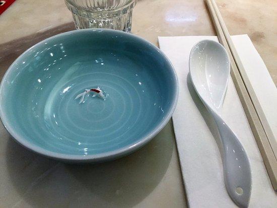 Yum Cha Tsim Sha Tsui: 餐具精緻