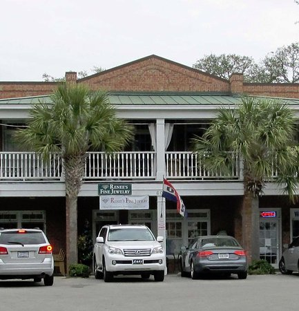 Southport, Carolina del Norte: Store Front