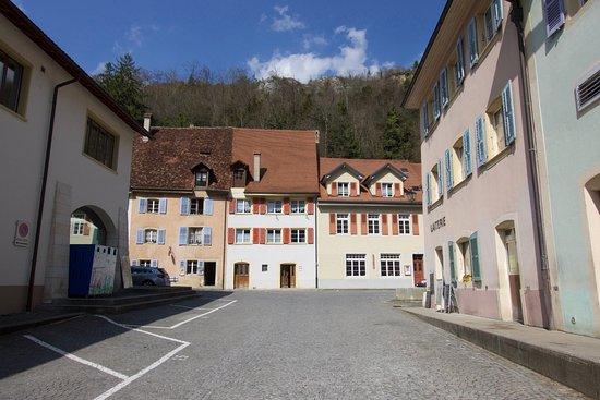 Saint-Ursanne