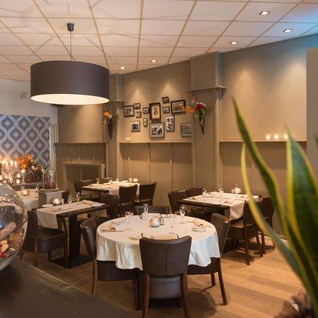 Restaurant Spuiplein 41: Interieur