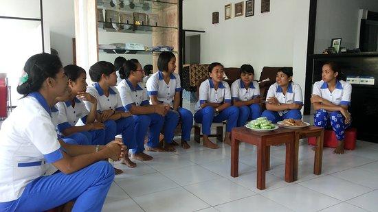 Manggis, Indonesia: Andre Spa