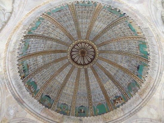 Image result for ceiling of moosi rani ki chhatri