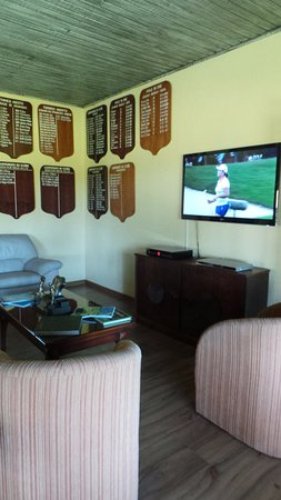 Gramado Golf Club: Bom para relaxar e curtir.