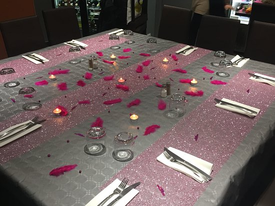 Ivry-sur-Seine, Francja: Belle soirée happpyyy birthdayyyy princesse