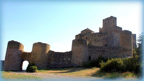 Aragon, İspanya: Castillo de Loarre