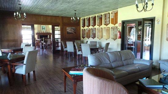Gramado Golf Club: Uma das salas da sede